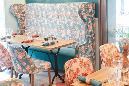 Mamie Bidoche, Restaurant Paris Charonne #0