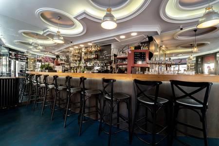 Le Cosmos, Bar Paris Clignancourt  #0