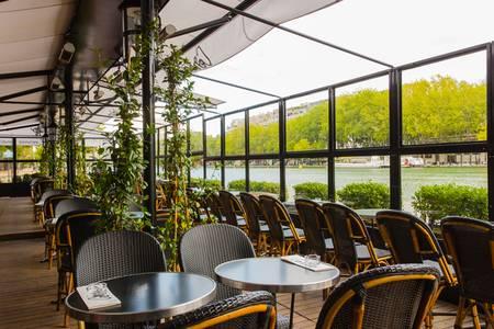 Le Corso - Quai de Seine - Restaurant, Restaurant Paris Jaurès #0