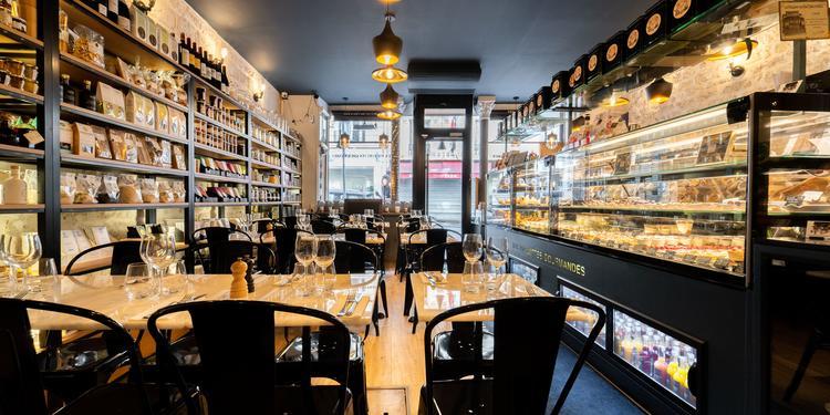 Aux Pipalottes Gourmandes, Restaurant Paris Rochechouart #0