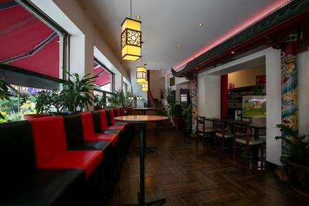 Guo Min, Restaurant Paris Belleville  #0