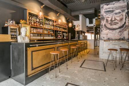 Autores Cafe, Bar Madrid Alonso Martínez #0