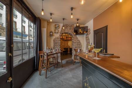 Once Bar Cocktail, Bar Paris Nation #0