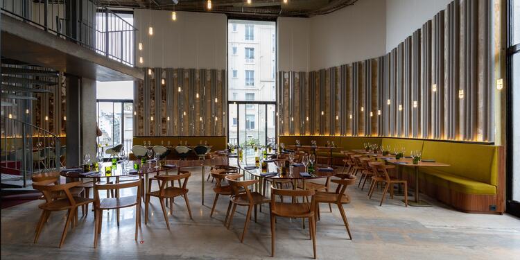 Les Grands Verres - Restaurant, Restaurant Paris Palais Royal #0