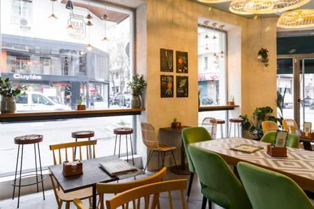 Rawcoco Green Bar, Bar Madrid Salamanca #0