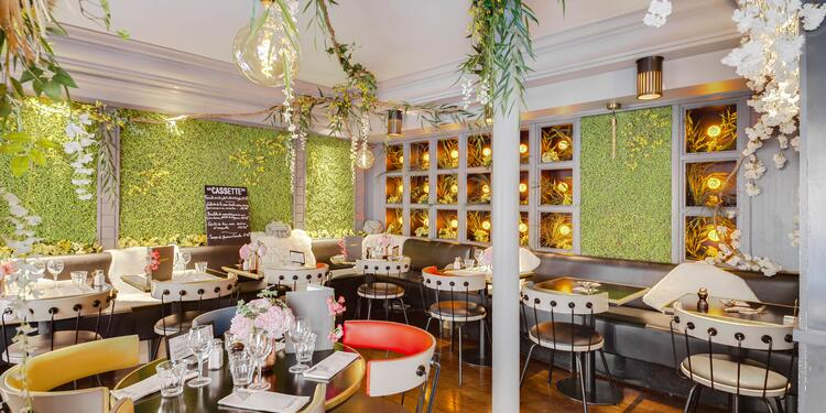 Le Café Cassette, Restaurant Paris Saint-Sulpice #0
