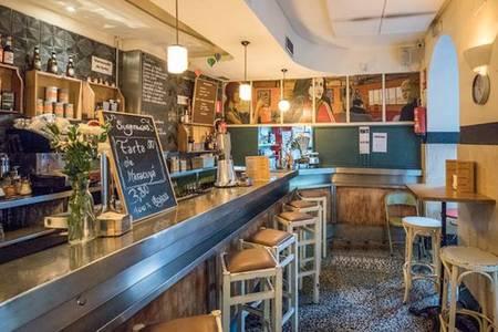 La Cabra en el Tejado, Bar Madrid La Latina #0