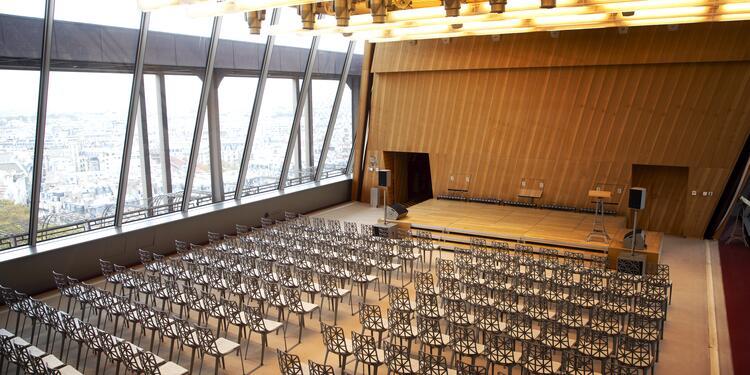 Le Salon Gustave Eiffel, Salle de location Paris Tour Eiffel #0