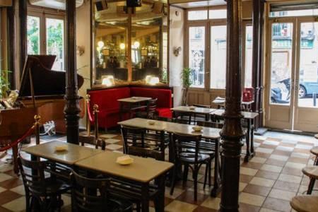 Café Barbieri, Bar Madrid Lavapiés #0