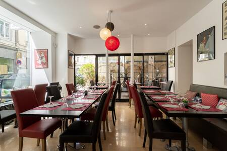 Er Baretto, Restaurant Lyon Cordeliers-Jacobins #0