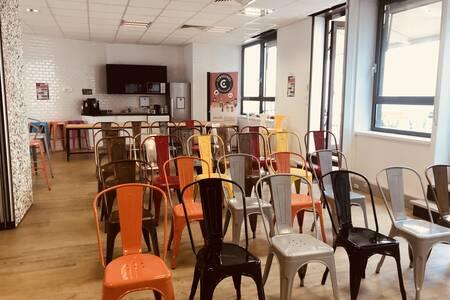 Coworkimmo Paris, Salle de location Paris Hôpital Saint-Louis #0