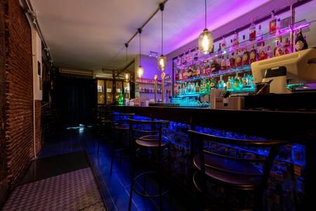Tantra Bar & Lounge, Bar Madrid La Latina #0
