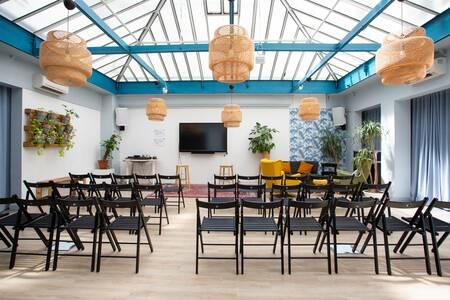 Schoolab Sentier, Salle de location Paris Bonne Nouvelle #0