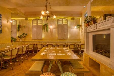 Brasserie Cézanne, Bar Paris Chaillot #0