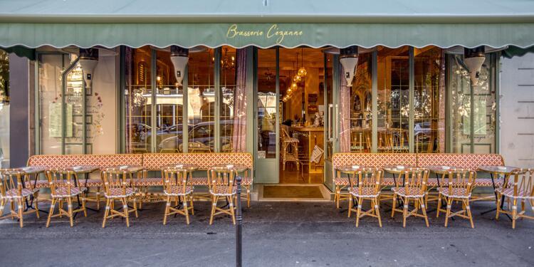 Cézanne - Bar, Bar Paris Chaillot #0