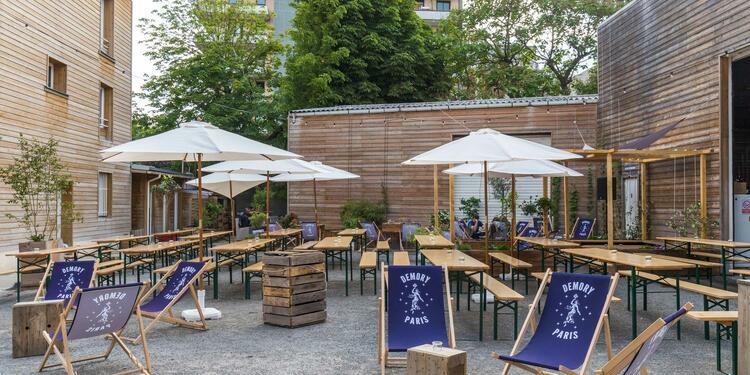 Beer Garden, Salle de location Bobigny Bobigny #0