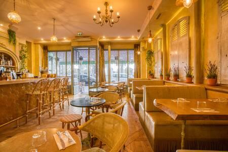 Brasserie Cézanne (privatisation complète), Salle de location Paris Chaillot #0