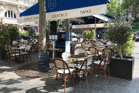 L'Appartement Saint Martin, Bar Paris Strasbourg Saint-Denis #0