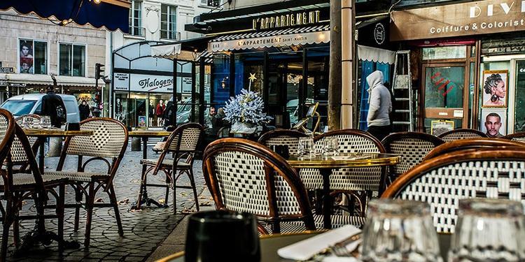 L'Appartement Saint Martin, Bar Paris Strasbourg Saint-Denis #3