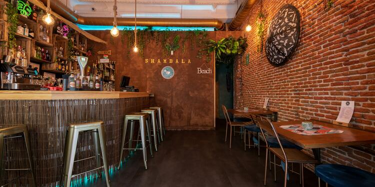 Shambala Lounge, Bar Madrid Chueca #0