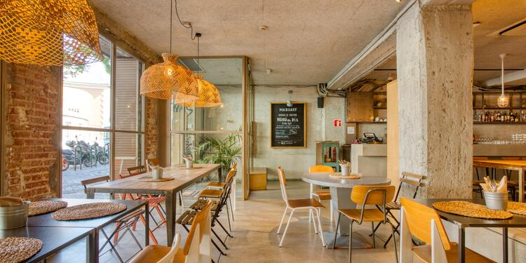 Massart Pizza Moncloa, Restaurante Madrid  #0