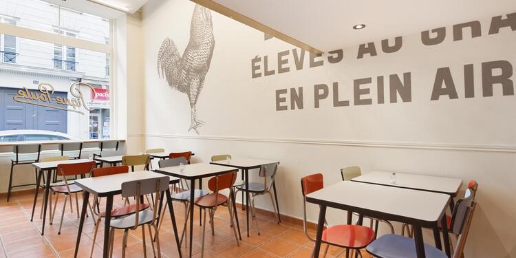 Pique-Poule, Restaurant Paris Madeleine  #0