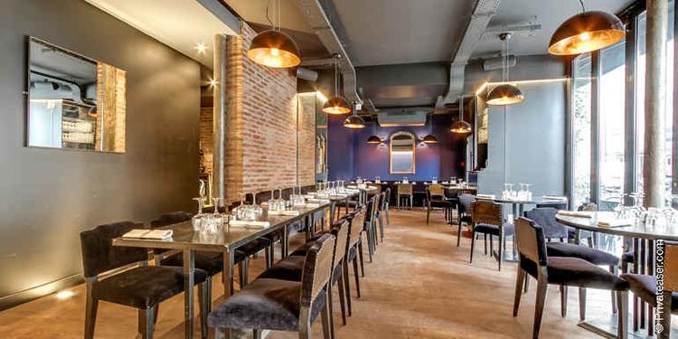 Le Else (Restaurant), Restaurant Paris Châtelet #0