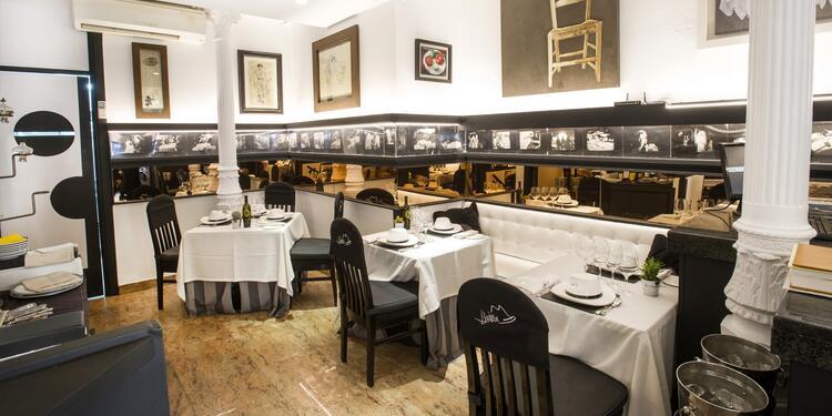 Restaurante Viridiana, Restaurante Madrid Las Letras #0