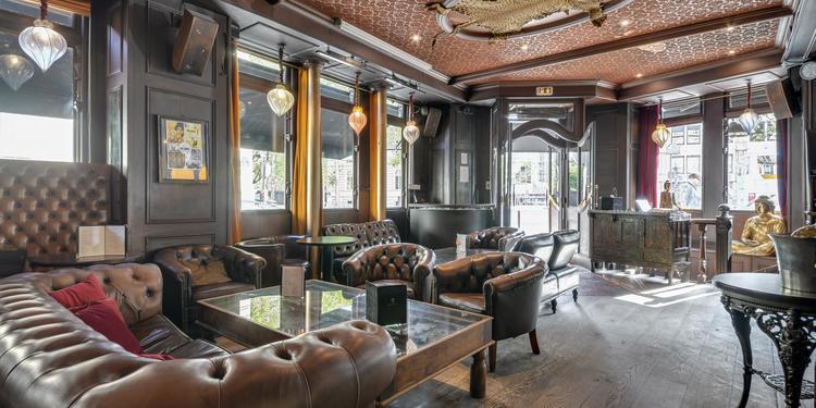 Le Sir Winston (Restaurant), Restaurant Paris Champs-Elysées #2