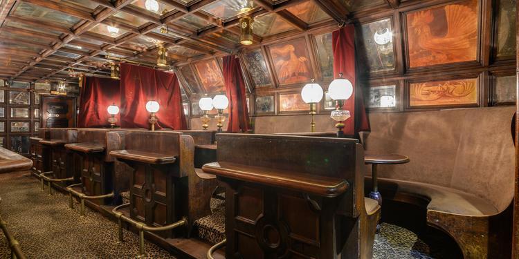 Le Sir Winston (Restaurant), Restaurant Paris Champs-Elysées #4