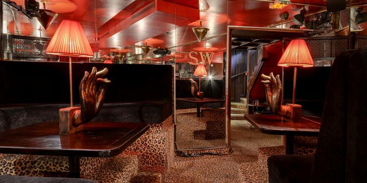 Le Sir Winston (Restaurant), Restaurant Paris Champs-Elysées #7