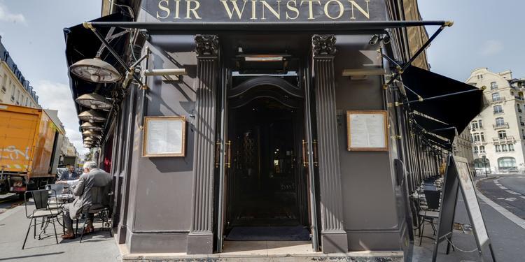 Le Sir Winston (Restaurant), Restaurant Paris Champs-Elysées #9