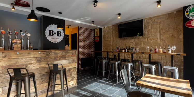 Le Bar and Beer Bercy, Bar Paris Dugommier #0