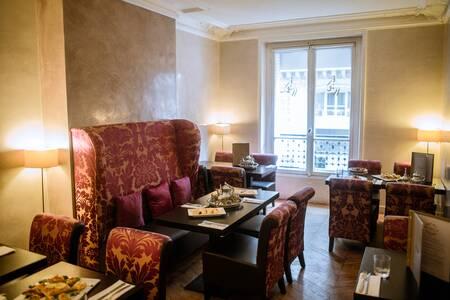Laouz Saint-Honoré, Salle de location Paris Palais Royal #0