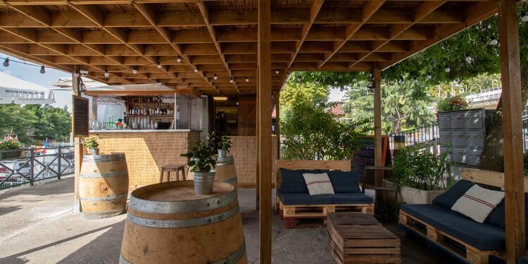 La Guinguette des Maquereaux, Bar Nogent-sur-Marne Nogent-sur-Marne #0