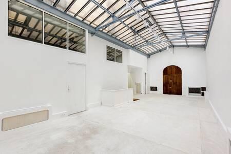 Galerie MR 23, Salle de location Paris Haut Marais #0
