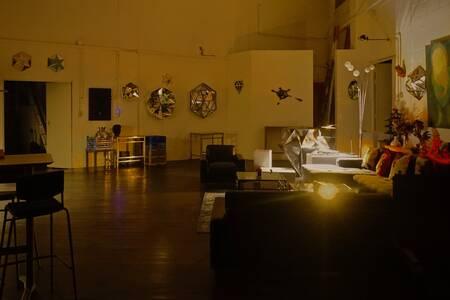 Le loft de Philippe, Salle de location Paris Epinettes  #0