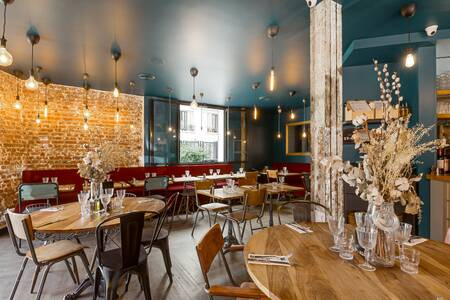 Mamma Mia, Restaurant Boulogne-Billancourt Parchamp-Albert Kahn #0