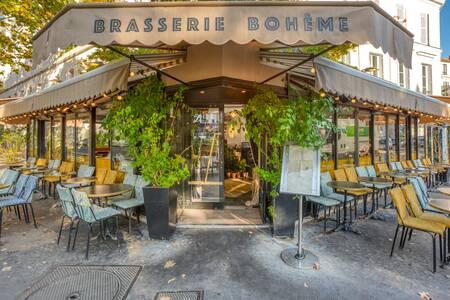 La Brasserie bohême, Bar Boulogne-Billancourt Parchamp - Albert Kahn #0