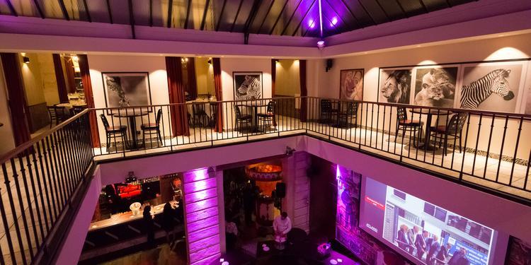 Le Cirque Restaurant, Salle de location Paris Beaubourg #0