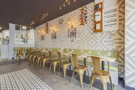 Brooklyn Kitchen, Restaurant Paris Les Halles #0