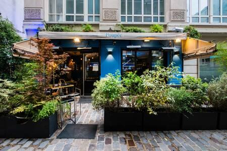 Poupée (privatisation complète), Salle de location Paris Hotel de ville #0
