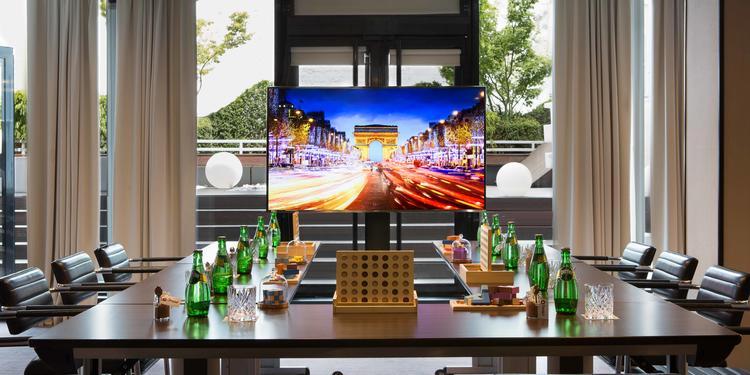 Le Renaissance Paris Arc de Triomphe: Salon Archipel, Salle de location Paris Étoile  #0