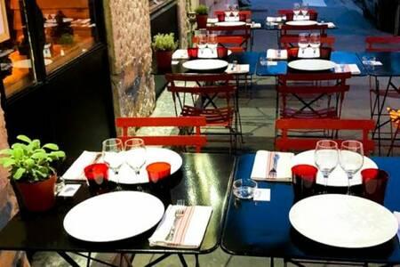 Altitude, Restaurant Lyon Voltaire Saint Amour #0