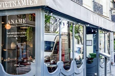 Aname Le Bistrot Vietnamien, Restaurant Paris  #0