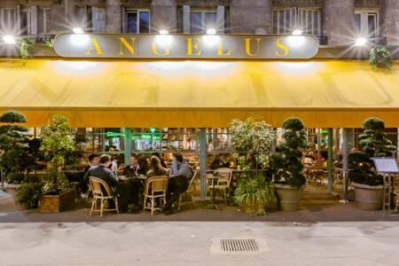 Angelus, Restaurant Paris Ternes #0