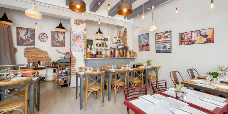 L'atelier 72, Restaurant Paris Panthéon #0