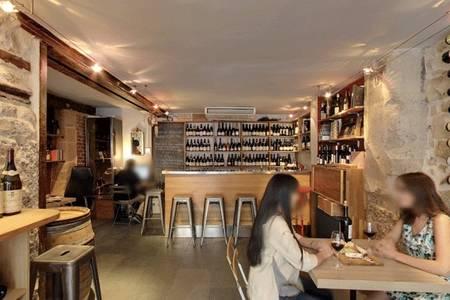 Le Bar à vins Crus, Bar Paris Châtelet-Les Halles #0