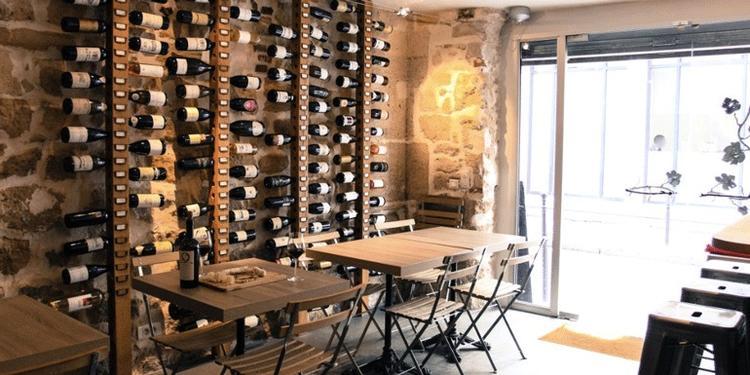 Le Bar à vins Crus, Bar Paris Châtelet-Les Halles #1