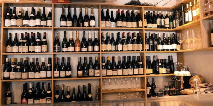 Le Bar à vins Crus, Bar Paris Châtelet-Les Halles #3